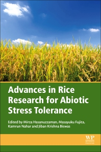 Advances in Rice Research for Abiotic Stress Tolerance - 1st Edition - ISBN: 9780128143322, 9780128143339