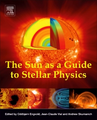 Cover image for The Sun as a Guide to Stellar Physics