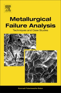 Cover image for Metallurgical Failure Analysis