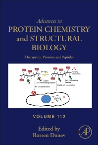 Cover image for Therapeutic Proteins and Peptides