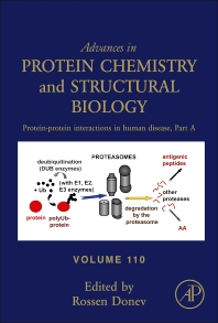 Cover image for Protein-Protein Interactions in Human Disease, Part A