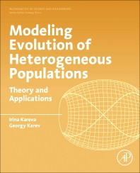 Cover image for Modeling Evolution of Heterogeneous Populations