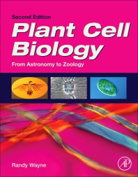 Cover image for Plant Cell Biology