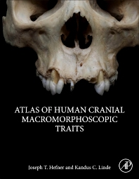 Cover image for Atlas of Human Cranial Macromorphoscopic Traits