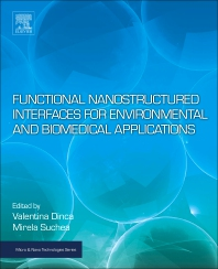 Cover image for Functional Nanostructured Interfaces for Environmental and Biomedical Applications