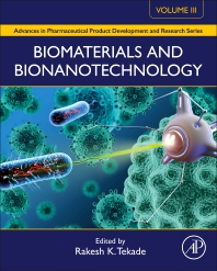 Cover image for Biomaterials and Bionanotechnology