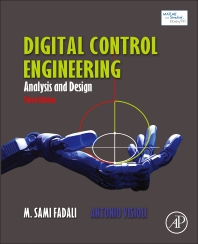 Cover image for Digital Control Engineering