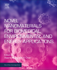 Cover image for Novel Nanomaterials for Biomedical, Environmental and Energy Applications
