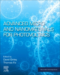 Cover image for Advanced Micro- and Nanomaterials for Photovoltaics