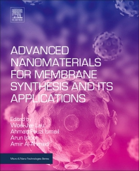 Cover image for Advanced Nanomaterials for Membrane Synthesis and Its Applications