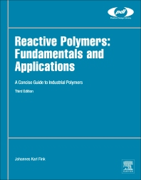 Cover image for Reactive Polymers: Fundamentals and Applications