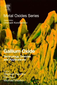 Cover image for Gallium Oxide