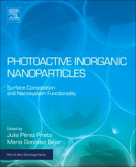 Cover image for Photoactive Inorganic Nanoparticles