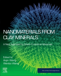 Cover image for Nanomaterials from Clay Minerals