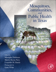Cover image for Mosquitoes, Communities, and Public Health in Texas
