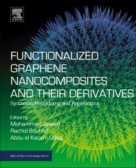 Cover image for Functionalized Graphene Nanocomposites and Their Derivatives