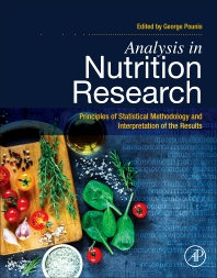 Analysis in Nutrition Research - 1st Edition - ISBN: 9780128145562
