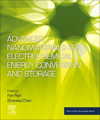 Cover image for Advanced Nanomaterials for Electrochemical Energy Conversion and Storage