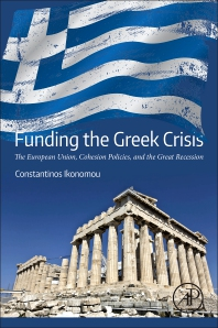 cover of Funding the Greek Crisis - 1st Edition