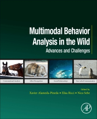 Cover image for Multimodal Behavior Analysis in the Wild