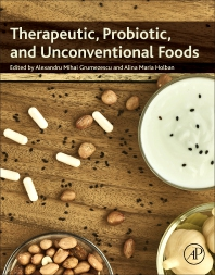 Cover image for Therapeutic, Probiotic, and Unconventional Foods