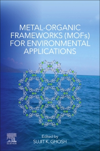 cover of Metal-Organic Frameworks (MOFs) for Environmental Applications - 1st Edition