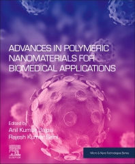 Cover image for Advances in Polymeric Nanomaterials for Biomedical Applications