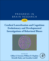 Cover image for Cerebral Lateralization and Cognition: Evolutionary and Developmental Investigations of Behavioral Biases