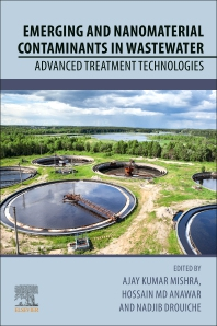 Cover image for Emerging and Nanomaterial Contaminants in Wastewater