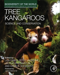 Cover image for Tree Kangaroos