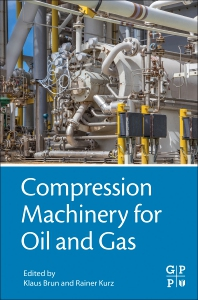 Cover image for Compression Machinery for Oil and Gas