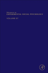 Advances in Experimental Social Psychology - 1st Edition - ISBN: 9780128146897, 9780128146903