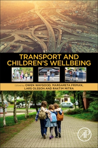 Cover image for Transport and Children's Wellbeing