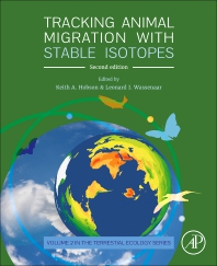 Cover image for Tracking Animal Migration with Stable Isotopes