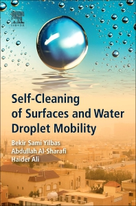 Cover image for Self-Cleaning of Surfaces and Water Droplet Mobility