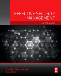 Cover image for Effective Security Management