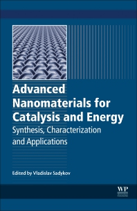 Cover image for Advanced Nanomaterials for Catalysis and Energy