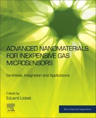 Cover image for Advanced Nanomaterials for Inexpensive Gas Microsensors