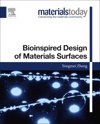 Cover image for Bioinspired Design of Materials Surfaces