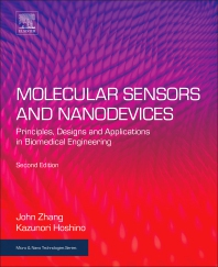 Cover image for Molecular Sensors and Nanodevices
