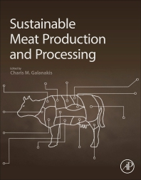 Cover image for Sustainable Meat Production and Processing
