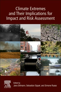 Cover image for Climate Extremes and Their Implications for Impact and Risk Assessment