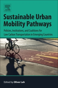 cover of Sustainable Urban Mobility Pathways - 1st Edition