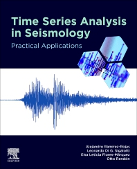 Cover image for Time Series Analysis in Seismology