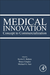 Cover image for Medical Innovation