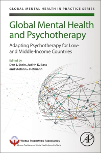 Cover image for Global Mental Health and Psychotherapy