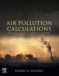 Air Pollution Calculations - 1st Edition - ISBN: 9780128149348, 9780128149355