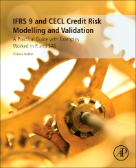 cover of How to Model and Validate Expected Credit Losses for IFRS9 and CECL - 1st Edition