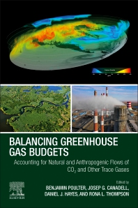 Balancing Regional Greenhouse Gas Budgets - 1st Edition - ISBN: 9780128149522