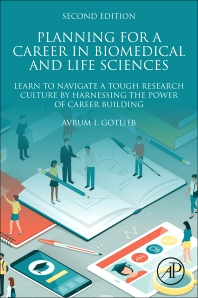Cover image for Planning for a Career in Biomedical and Life Sciences
